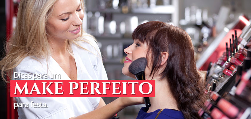 maquiagem perfeita para festas