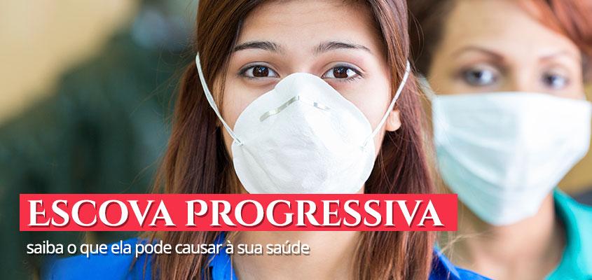 Saiba o que a progressiva pode causar à saúde